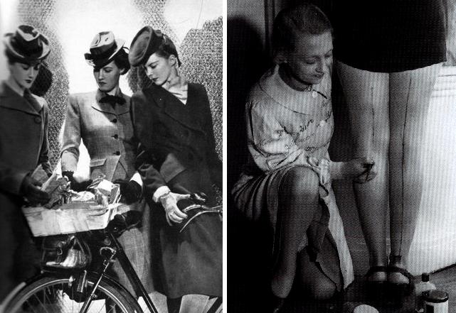 tenue femme seconde guerre mondiale