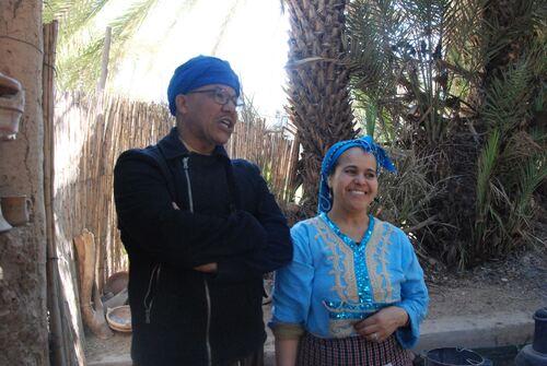 Saïd et Jamila