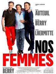 Affiche Nos Femmes