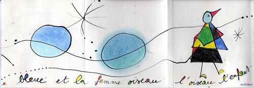 77 - nous voulons des couleurs et les rêves de Miró