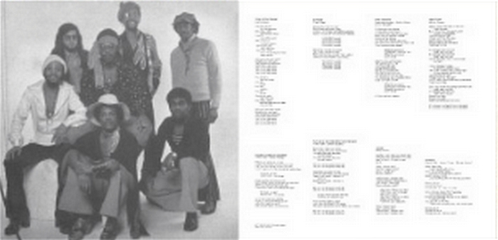 "Ice ( Aka The Lafayette Afro-Rock Band ) : Album "" Each Man Makes His Destiny "" Kedzie Records 60.3733 [ FR ] en 1973"