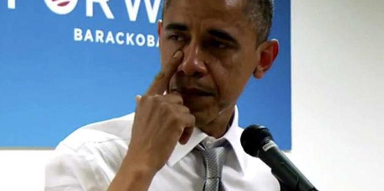 Qui veut consoler Obama ....