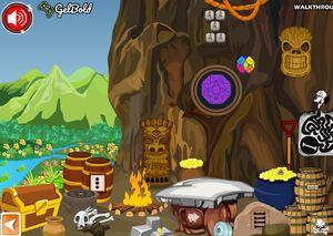 Jouer à Wookey cave escape