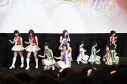 Conférence de presse PreCure All Stars Haru no Carnival♪ Morning Musume
