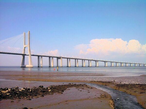 Le Pont Vasco de Gama