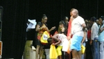 La remise officielle des récompenses au Zéphir (Cayenne), 5 juin 2014