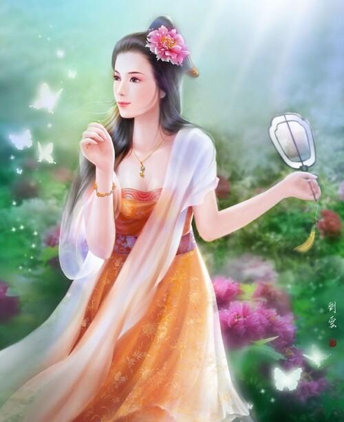 Belles Images Liu Yun-Hiliuyun 2