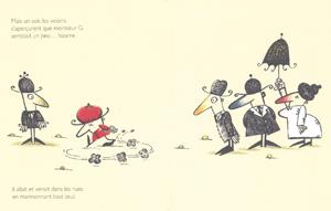 [Jeunesse] L'étrange projet de Monsieur G / Gustavo Roldan