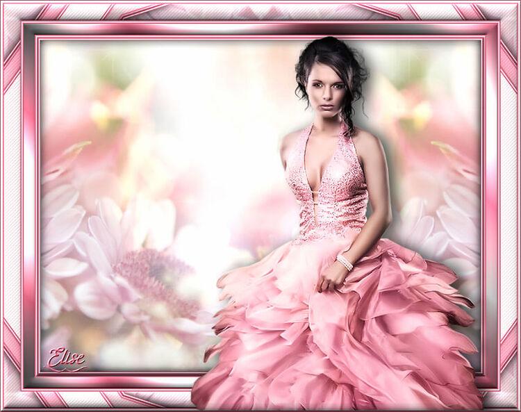 Lady Flower  de Violine   PSP