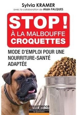► STOP ! à la malbouffe croquettes