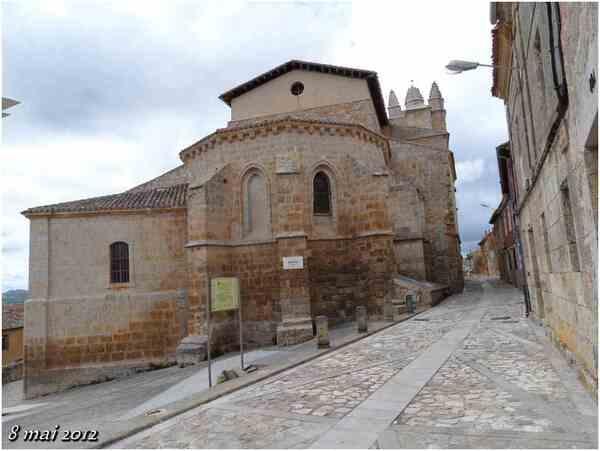 (J34) Boadilla del Camino / San Anton 8 mai 2012 (2)