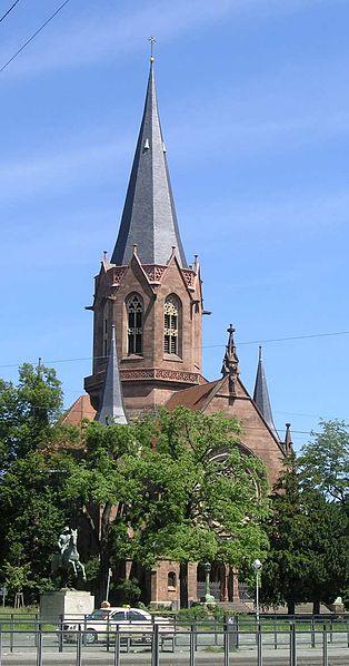Blog de lisezmoi : Hello! Bienvenue sur mon blog!, L'Allemagne : Bade-Wurtenberg - Karlsruhe -