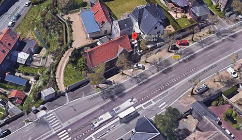 Reims - 145 Boulevard Jean Jaurès (GoogleMaps 3D)