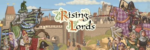 NEWS : Rising Lords, scénario testable en alpha*