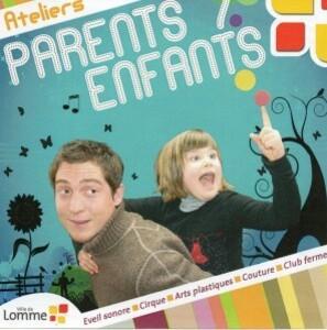 Atelier Parentalité Lomme 1