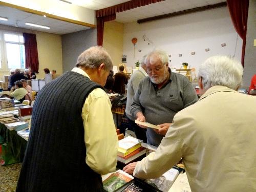 """""""Des livres au village""""2012  à Recey sur Ource"""