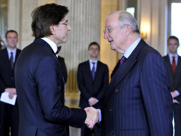 Nouveau gouvernement belge