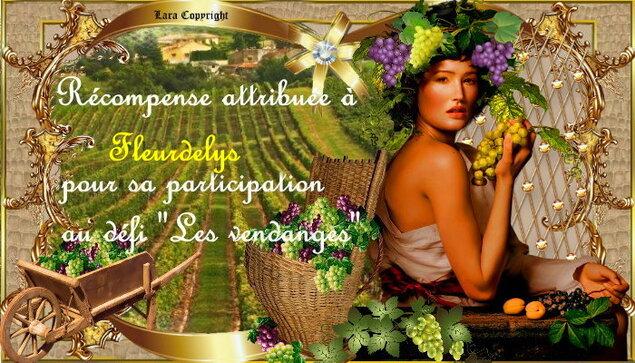Récompense pour les défis chez Lara