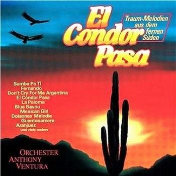 Anthony Ventura, El condor pasa