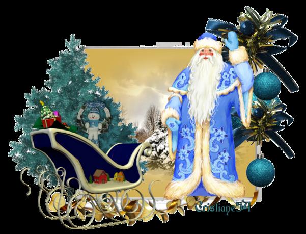 Joyeux Noël pour vous tous mes ami-es !