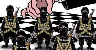 complot daesh occident