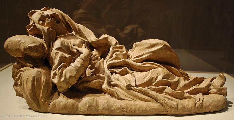 Saints du 31 Janvier/Bienheureuse Ludovica Albertoni