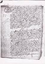 1799. Vente entre Julien Merel et Me et Mr Marvereau-Gruel