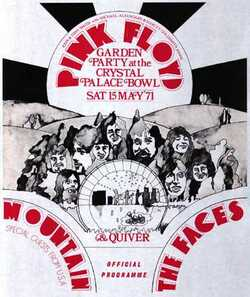Crystal palace bowl, 15 mai 1971