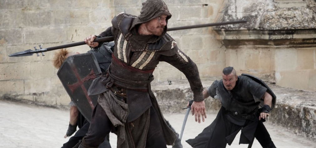 [Test Blu-ray] Assassin's Creed