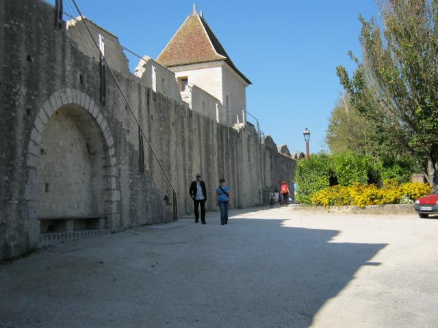 Notre balade a Provin en Seine et marne Ville Médiévale
