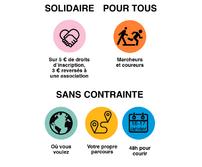 Les Métropolitaines de Saint Grégoire - Course solidaire