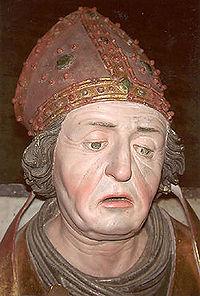 Saint Robert de Salzbourg ou Rupert, évêque († 718)