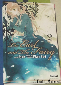The Earl and the Fairy - tome 2