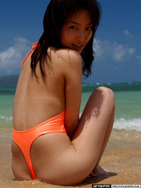 WEB Gravure : ( [Graphis] - | Special Contents | Maiko Kazano/風野舞子 : SUMMER SPECIAL 2002 )