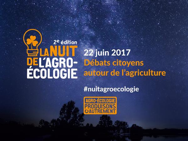 """Une """"nuit de l'agro-écologie"""" va être organisée à Marigny au G.A.E.C.Houdan"""