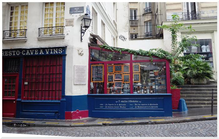 Flâner Quartier Notre Dame. Paris