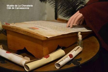 Le Musée de la Chevalerie - Cité de Carcassonne