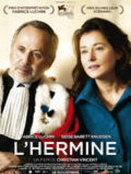 Affiche L'Hermine