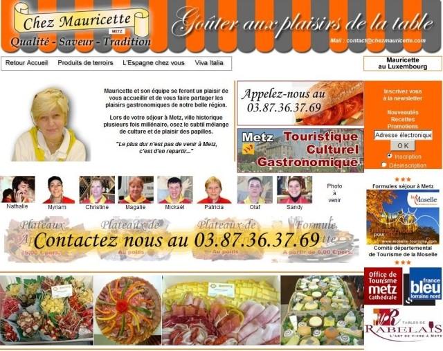 Metz Chez Mauricette Site 13 12 09