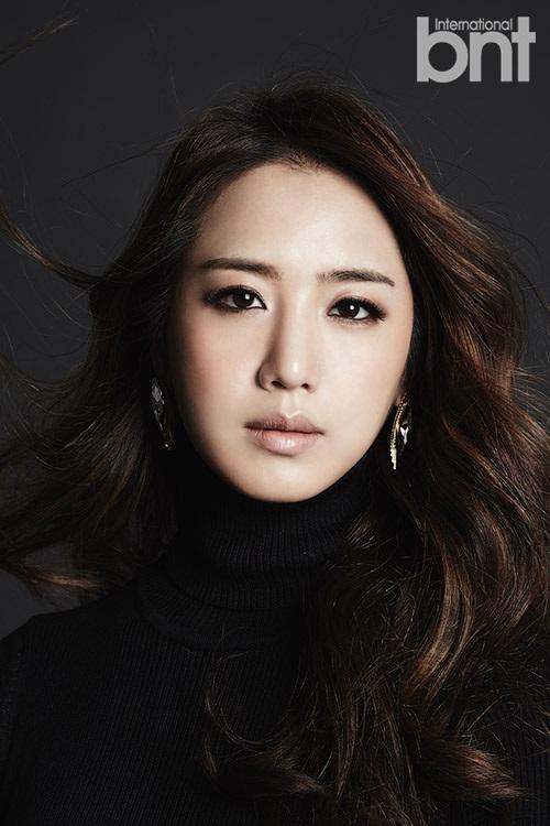 Lee Ji Ae pour bnt International