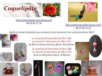 invitation Noël2012