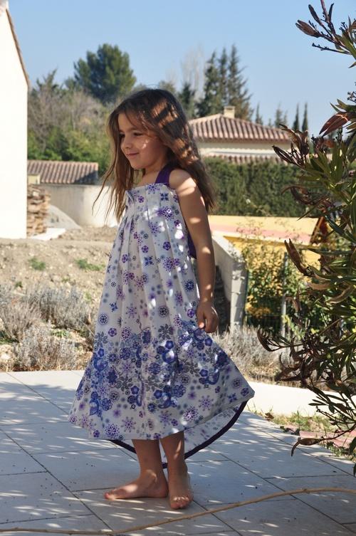 Une robe pour ma fille