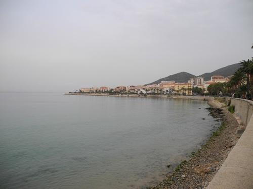 Arrivée à Ajaccio