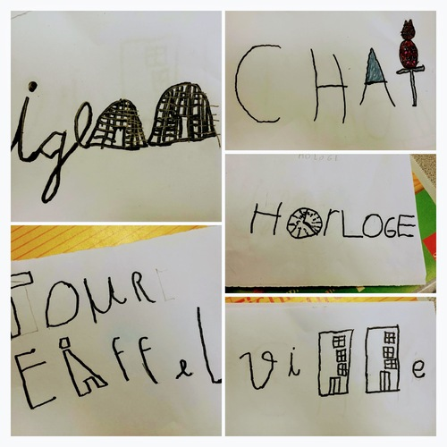 "Le petit ""orthographe illustrée"""