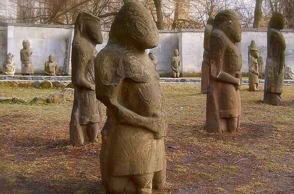 Archéologie, la légende des Baba Stones