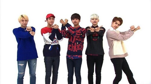 # Weekly Idol - VIXX et MC Sung Gyu (Infinite)