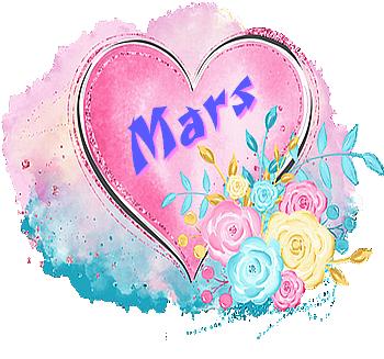 Mois de Mars..