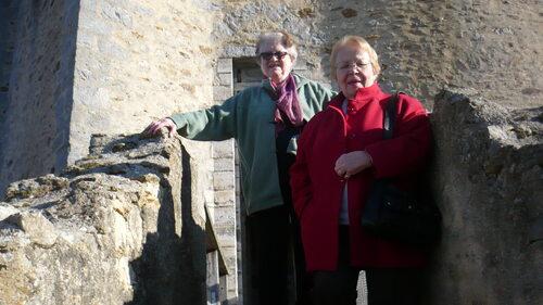 maman 83 ans et michèle
