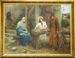 La Sainte Famille...