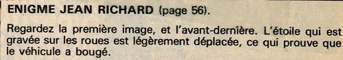 enquête de Jean Richard n° 20